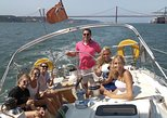 Sailing Day Trip from Lisbon with Unlimited Drinks and Snacks, Lisboa, PORTUGAL