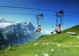 Mt First Top Adventure from Lucerne. Lucerna, Switzerland