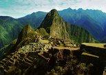 Admission Ticket to Machu Picchu Ruin and Mountain. Machu Picchu, PERU