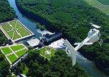 Visita en helicóptero a los castillos del Valle del Loira. Loire Valley, FRANCIA