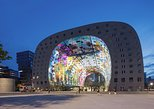 Rotterdam: Markthal Tour, Meet & Taste and Cube Houses. Rotterdam, HOLLAND