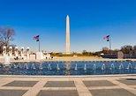 Recorrido en autobús para grupos pequeños por la mañana en DC, Washington DC, ESTADOS UNIDOS