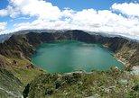 Viagem diurna em Quilotoa saindo de Quito,