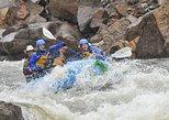 Numbers Half-Day Whitewater Rafting plus Cliffside Zipline from Buena Vista, Buena Vista, CO, ESTADOS UNIDOS