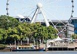Cruzeiro turístico no Rio Brisbane. Brisbane, Austrália