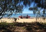 1770 Coastline Tour by LARC Amphibious Vehicle Including Lunch. Agnes Water, AUSTRALIA