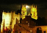 York Private Ghost Tour with York Minster and The York Dungeon. York, ENGLAND