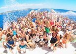 Cancun to Isla Mujeres Adult-Only Party Cruise with Open Bar. Canc�n, Mexico