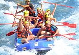Kemer Canyoning and White Water Rafting Day Tour with Lunch. Kemer, Turkey