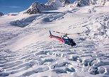 Franz Josef and Fox Glacier 30-Minute Helicopter Flight. Glaciares Franz Josef y Fox, New Zealand