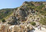 St Nicholas Treasures and Cruise to Sunken Kekova Island From Side, Side, Turkey