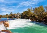 Side to Manavgat: Waterfalls and Bazaar Boat Tour with Lunch. Side, Turkey