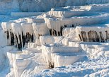Pamukkale Hot Springs and Hierapolis Excursion. Bodrum, Turkey
