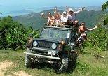 Excursión ecológica de safari por la selva alrededor de Koh Samui con almuerzo incluido. Koh Samui, TAILANDIA