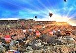 Excursiones en globo aerostático en Capadocia con desayuno y champán. Urgup, TURQUIA