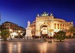 Recorrido por Palermo y Monreale. Palermo, ITALIA