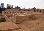 Private Tour: Pachacamac Archaeological Site Including Barranco District, Lima, PERU