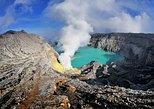 Excursión de senderismo al Monte Ijen de fuego azul desde Bali. Seminyak, INDONESIA