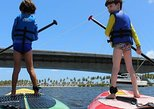 Stand up Paddle in Jaboatão River from Recife,