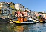 Excursión de día completo para grupos pequeños en Oporto con crucero en barco y cata de vinos. Oporto, PORTUGAL