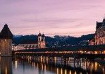 Tour de medio día a Lucerna con transporte desde Basilea. Basilea, SUIZA