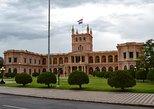 Recorrido por la ciudad de Asunción,