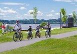Quebec City Bike Tour Along Saint Lawrence River, Quebec, CANADA