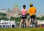4 Hour Electric Bike Rental in Quebec City, Quebec, CANADA