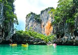 Phang Nga Bay with James Bond Island: Boat Day Tour with Lunch. Phuket, Thailand