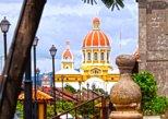 Colonial Granada Islets boat ride and Masaya volcano. Granada, Nicaragua