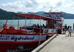 Buceo por los restos del naufragio del HTMS Chang más dos inmersiones en el arrecife. Ko Chang, TAILANDIA