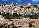 Half Day Holy Jerusalem Trip from Tel Aviv, Herzliya, ISRAEL