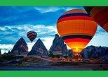 Cappadocia Balloon Ride with Ihlara Valley and Derinkuyu Underground City Tour. Urgup, Turkey