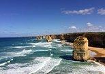 Recorrido con itinerario inverso por la Gran Carretera Oceánica. Melbourne, AUSTRALIA