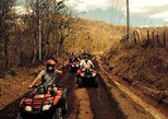 Excursión en tirolina con ATV desde Riu Guanacaste o Nuevo Colón. Playa Flamingo, COSTA RICA