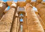 Excursão privada: margem leste de Luxor, Templos de Karnak e Luxor. Luxor, Egito