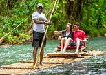 Authentic Jamaican Bamboo Rafting Tour from Falmouth. Falmouth, JAMAICA
