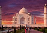 Agra, Taj Mahal, Agra Fort, Baby Taj Private Tour From Delhi. Nueva Delhi, India