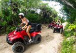 Atv City & Off Road Tour, Snorkel Included. Cozumel, Mexico