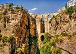 Excursión privada de un día a Ronda y Setenil de las Bodegas desde Cádiz. Cadiz, ESPAÑA