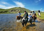 Small-Group Horseback Riding Day Tour. Ulan Bator, MONGOLIA