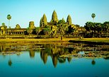 Full-day Small-Group Angkor Wat Tour from Siem Reap. Siem Reap, Cambodia