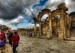 Excursão compartilhada em Éfeso para passageiros de cruzeiro saindo do Porto de Kusadasi. Kusadasi, TURQUIA