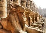 Excursión de un día a Lúxor desde El Cairo en avión con almuerzo. Luxor, EGIPTO