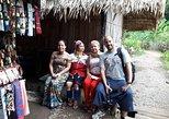 Visita à Tribo do pescoço longo em Hill e às Cataratas Sticky. Chiang Mai, Tailândia