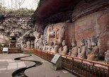 Discovery Of Dazu Rock Carvings From Chongqing. Chongqing, CHINA