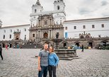 Quito City and Middle of the World Monument Private 1-Day Tour,