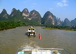 Li River Cruise and Yangshuo Group Day Tour from Guilin. Guilin, CHINA