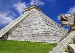 Chichen Itza, Cenote Hubiku and Ek Balam Day Trip with Entry,