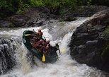De Playa Tamarindo al río Tenorio: Excursión de un día de rafting en aguas bravas. Playa Hermosa, COSTA RICA
